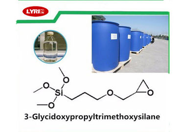 China Transparante 3 Glycidoxypropyltrimethoxysilane KH-560, Propyl Trimethoxy Silaan van Glycidoxy fabriek